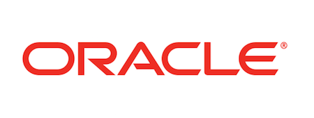 Oracle Logo Text